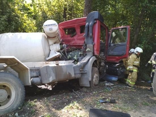 Двое детей и трое взрослых погибли в ДТП под Калугой
