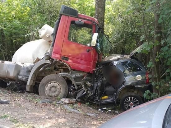 5 человек погибли вдорожной трагедии вКалуге