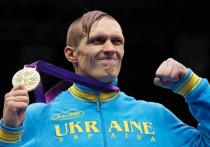 Украинец Усик отказался драться с российским боксером из-за политики