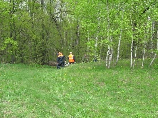Спасатели в Забайкалье вывели из леса семью грибников