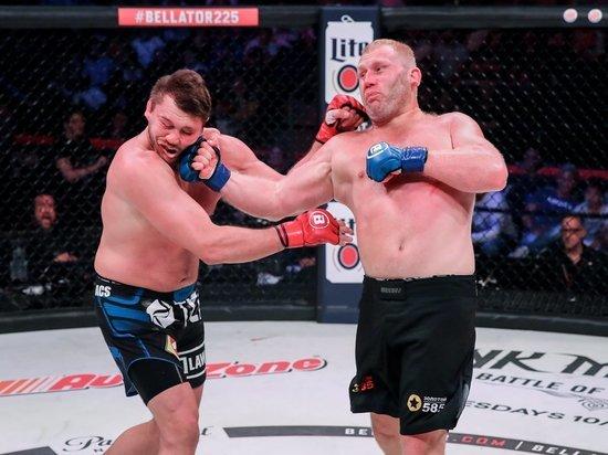 Россияне побили американцев: Харитонов и Минаков выиграли бои в США