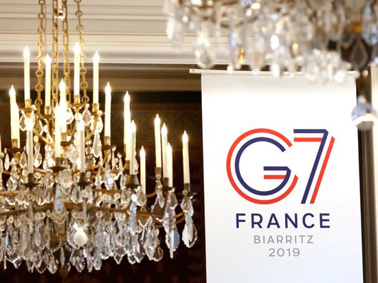 Лидеры G7 тайно обсудили вопрос возвращения России