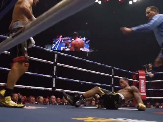 Британский боксер Ярд попал в больницу после боя с Ковалевым