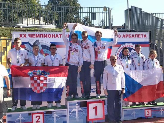 Ставропольские арбалетчики с триумфом выступили на чемпионате мира