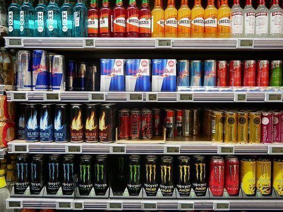 В Германии запретят продажу энергетических напитков подросткам