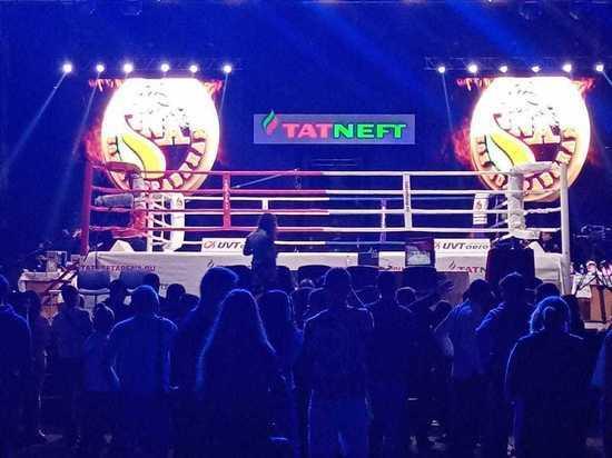 В Казани определились все полуфиналисты «Боев по правилам TNA»