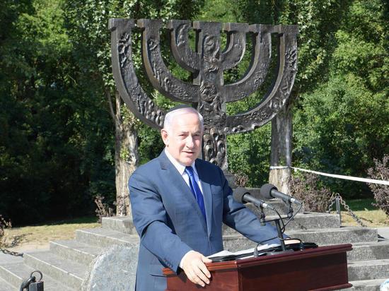 Нетаниягу рассказал о предотвращении атаки Ирана на Израиль