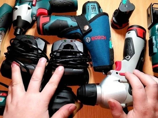 Осташковские полицейские вычислили вора, укравшего дорогой электроинструмент
