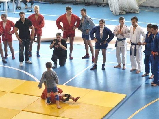 Юные серпуховичи спортивные секции на новый учебный год