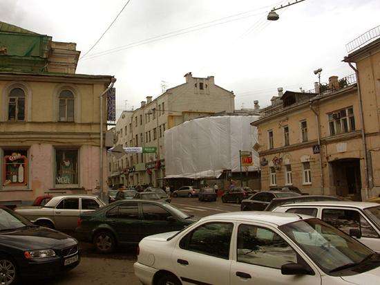 Несчастье Большой Никитской: на «дворянской» Москве впору ставить крест