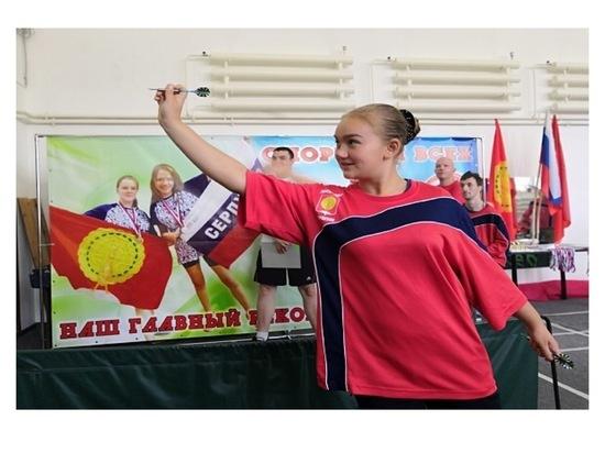 В Серпухове состоялись соревнования по дартсу