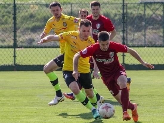 Премьер-лига КФС: «Евпатория» одержала вторую победу