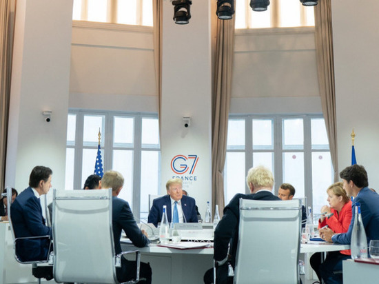 СМИ: Трамп поссорился с лидерами G7 из-за России