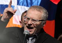 Жириновский: условия для возвращения в G8 должна ставить Россия