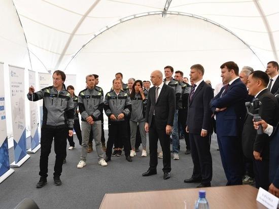 Строительство железной дороги в Туву станет частью создания крупнейшего в России угольного предприятия
