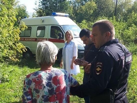 В Тамбовской области нашли потерявшуюся пенсионерку