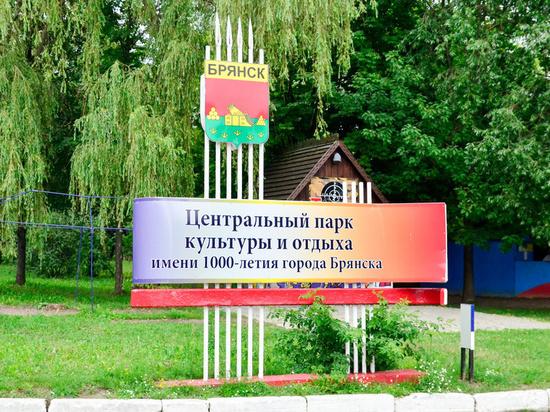 В Брянске на аттракционе возле Кургана Бессмертия слетел вагончик