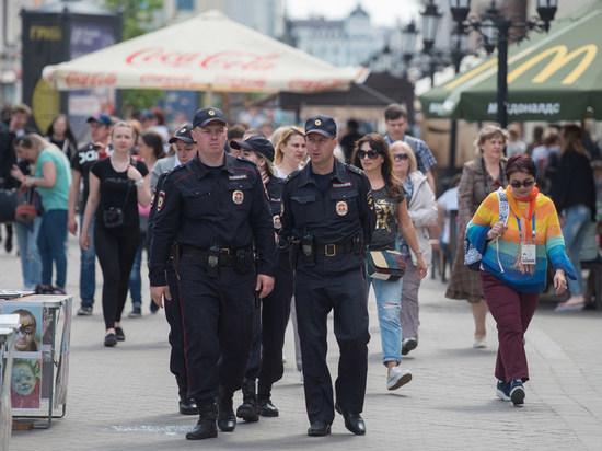 30 августа в Казани будет задействовано 1,5 тысячи полицейских