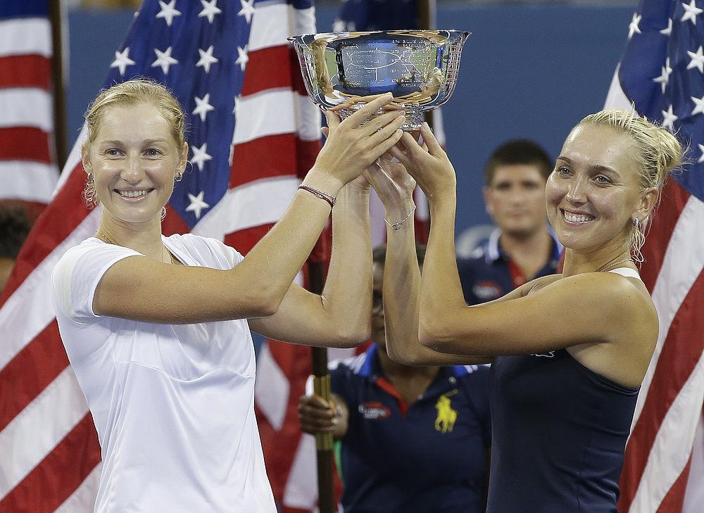 Русская Америка: наши победители US Open
