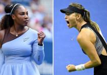 Шарапова и Серена зарубятся в первом круге US Open: анонс дня
