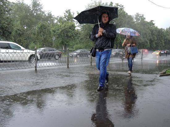 В последние дни лета в Москву вернутся холода