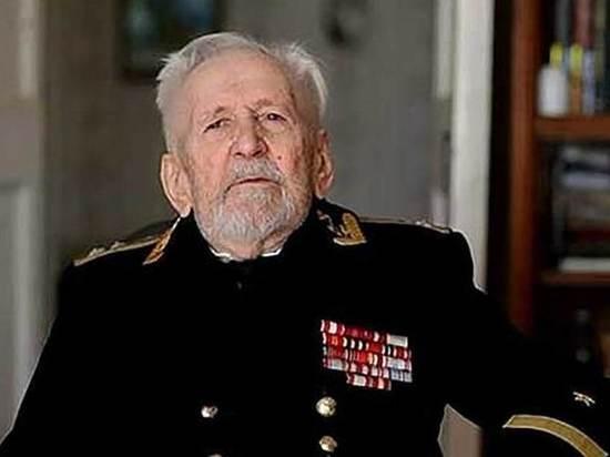 В Тамбове скончался самый старый подводник в мире Юлий Ксюнин