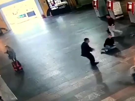 Хулиган, порезавший людей на Курском вокзале: «Меня не было в Москве»
