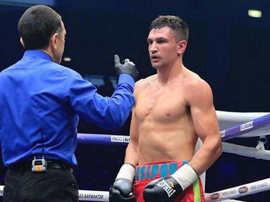 Тамбовский боксер потерпел второе поражение