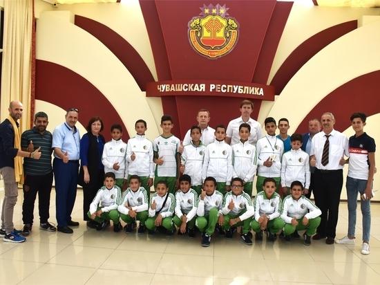 В Шумерле прошел Международный открытый турнир по футболу среди детских команд