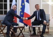 Макрон рассказал о разногласиях в G7 из-за России