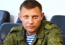 В Донецке установят бюст Захарченко