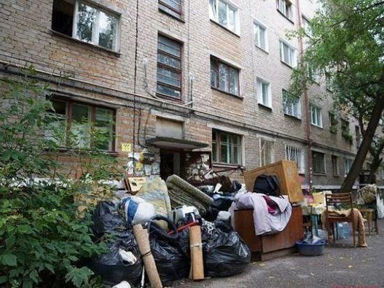 В иркутском Академгородке выселяют жителей дома