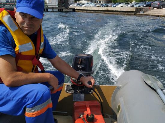 У берегов Крыма нашли мертвого туриста
