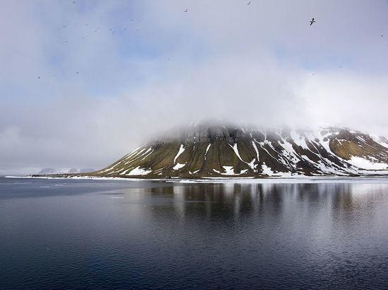 Гидрографы Северного флота открыли пять новых островов в Арктике