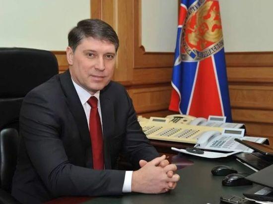 Начальник нижегородского управления ФСБ Игорь Завозяев представлен личному составу