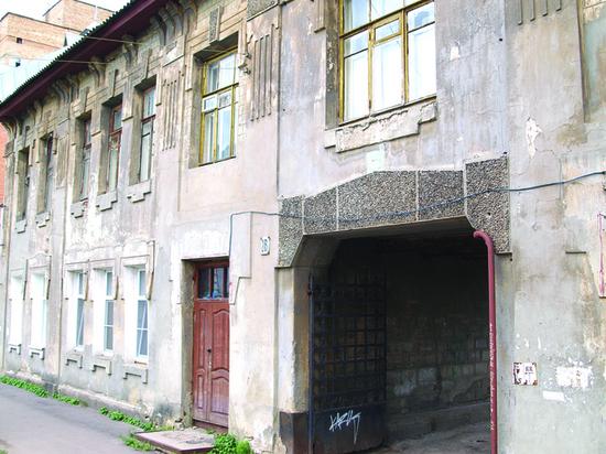 В Тамбове прокуратура потребовала сделать ремонт в «Доходном доме Галкина»