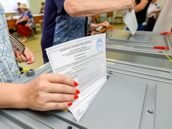 Избирком Калмыкии получил бюллетени для голосования