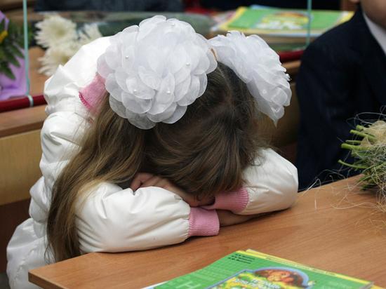 Российские школьники испытывают самый сильный в мире стресс от учебы