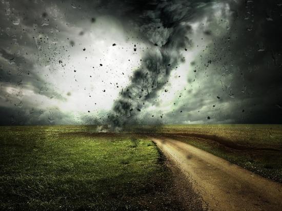 Ливень и шторм приходят на Ямал