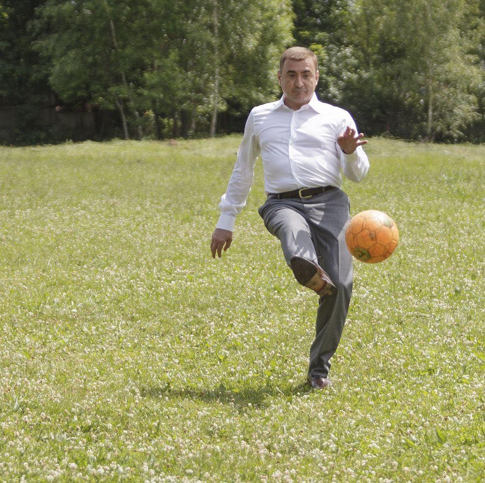 Алексей Дюмин – не только губернатор, но и человек