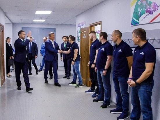 Хабиров надеется, что «Салават Юлаев» в новом сезоне проявит свои лучшие качества