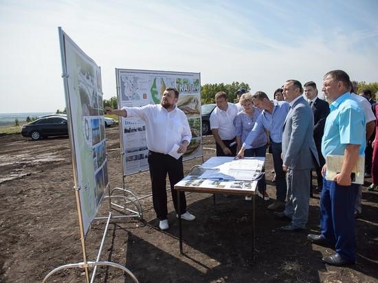 В Калачеевском районе идет масштабная реконструкция социальных и культурных объектов
