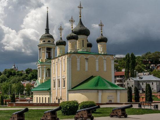 Старейшая церковь Воронежа отмечает престольный праздник