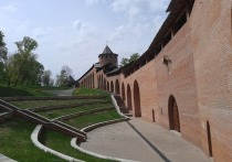 Нижегородский кремль начали готовить к 800-летию