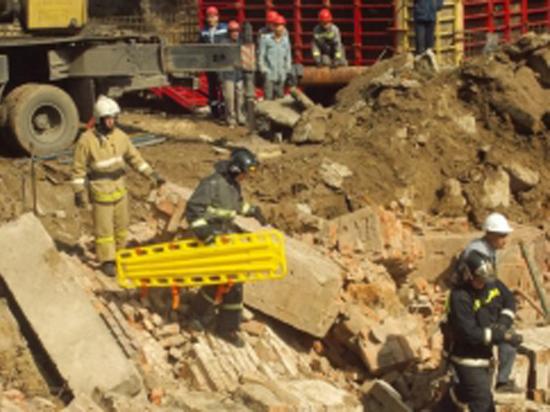 Поисковая операция на стройке в Новосибирске завершена: трое погибших