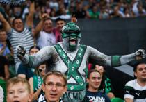 «Краснодар» в матче с «Олимпиакосом» впервые в своей истории услышал гимн Лиги чемпионов на своем стадионе, увидел звездное полотно в центре поля и помахал рукой главному клубному турниру Европы
