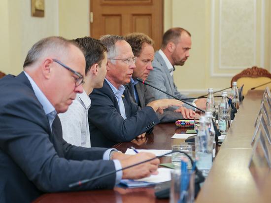 Воронеж ожидает серьезных инвестиций от немецкой компании