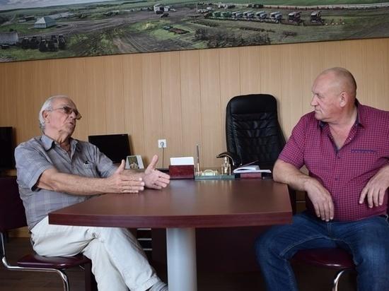 Тамбовщину посетил аргентинский потомок Михаила Кутузова