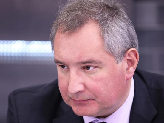 Центр подготовки космонавтов предложил отправить Рогозина в космос