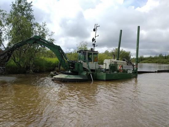 На Ямале к 2024 году очистят русла шести рек